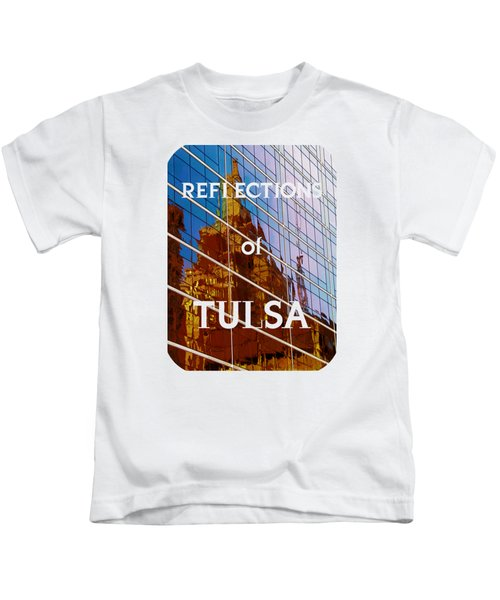 Reflection Of The Past - Tulsa Kids T-Shirt