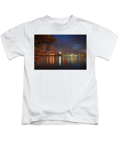 Reflections Of Madison Kids T-Shirt