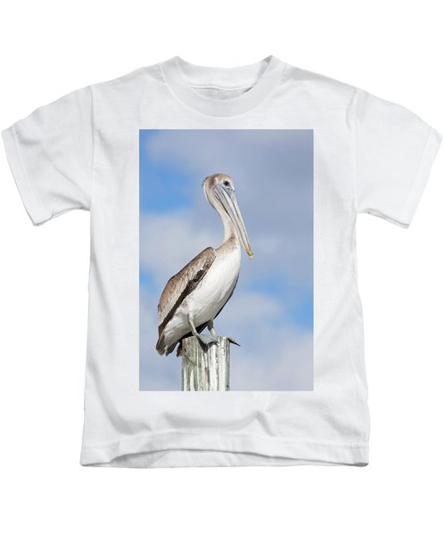 Regal Bird Kids T-Shirt
