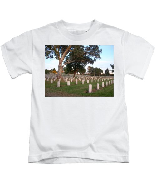 Resting In Peace Kids T-Shirt