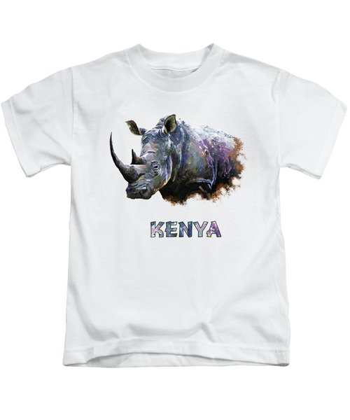 Rhino Kids T-Shirt