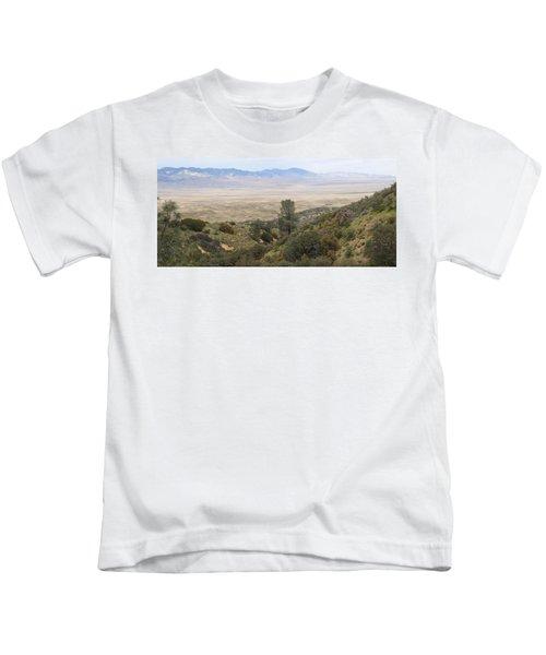 Ridge Route View Kids T-Shirt