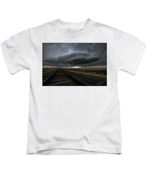 Right On Track Kids T-Shirt