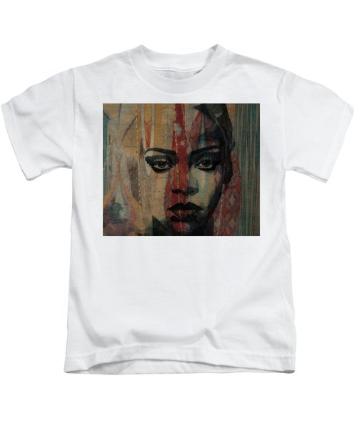 Rihanna - Diamonds Kids T-Shirt