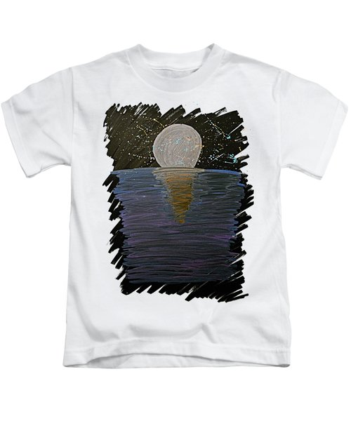 Rising Moon Kids T-Shirt