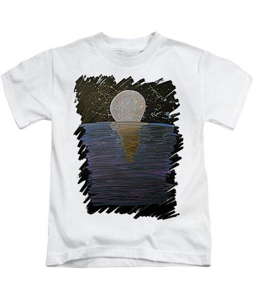 Rising Moon Kids T-Shirt