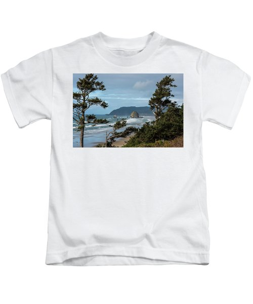 Roadside View Kids T-Shirt