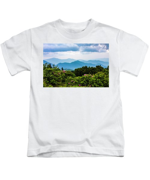 Roan Mountain Rhodos Kids T-Shirt