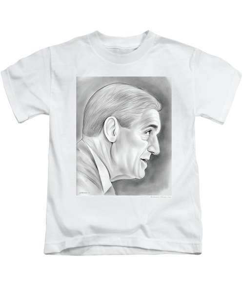 Robert Mueller Kids T-Shirt