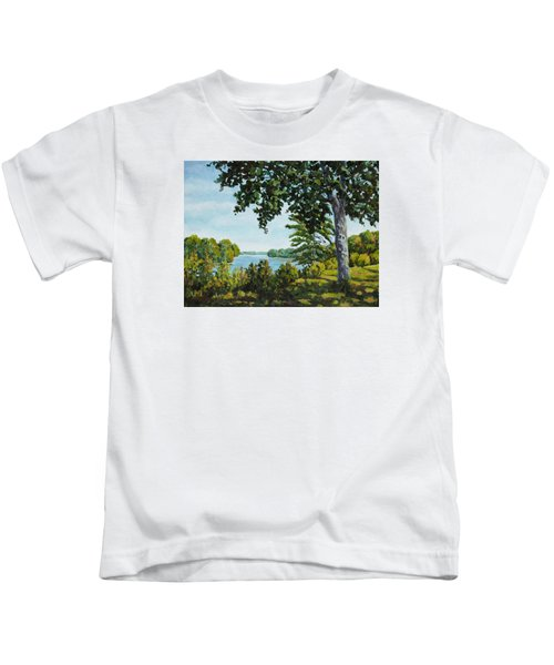 Rock Cut Kids T-Shirt