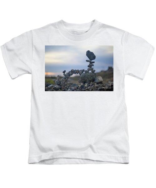 Rock Monster Kids T-Shirt