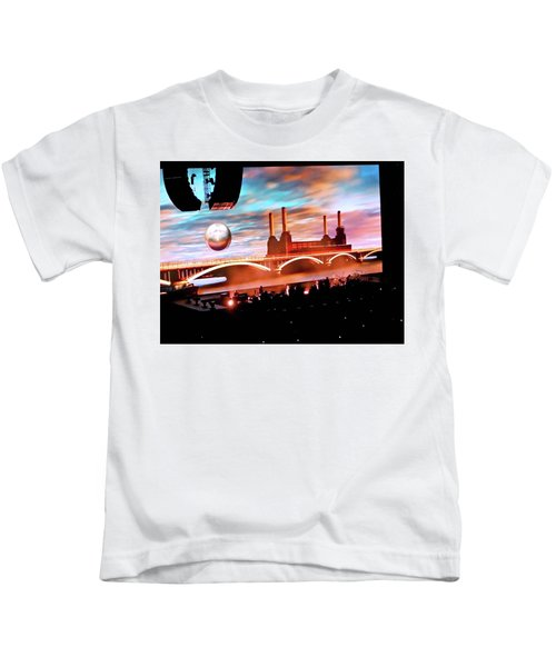Roger Waters Tour 2017 - Welcome To The Machine Kids T-Shirt