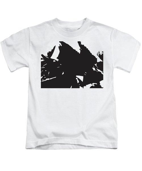 Rose Transformed Kids T-Shirt