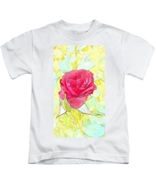 Rosebud Kids T-Shirt