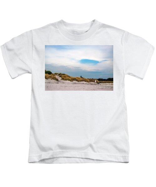 Rosignano Beach Kids T-Shirt