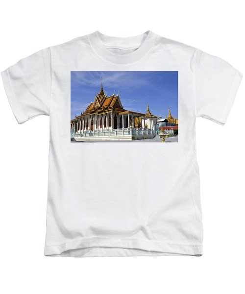 Roy Palace Cambodia 02 Kids T-Shirt