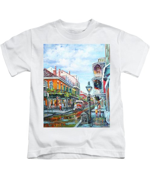 Royal Balconies Kids T-Shirt