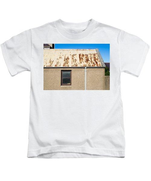 Rusty Roof Kids T-Shirt