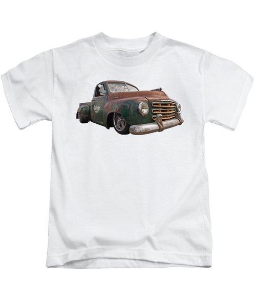Rusty Studebaker Kids T-Shirt