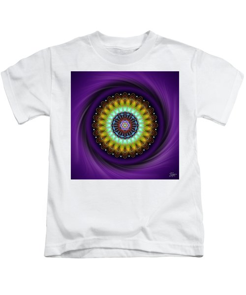 Sacred Geometry 710 Kids T-Shirt