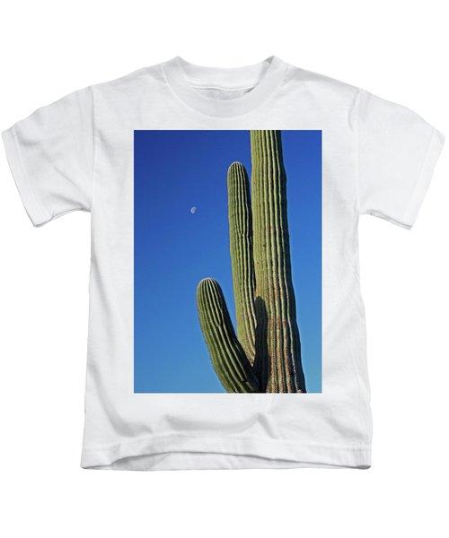 Saguaro Moon Kids T-Shirt