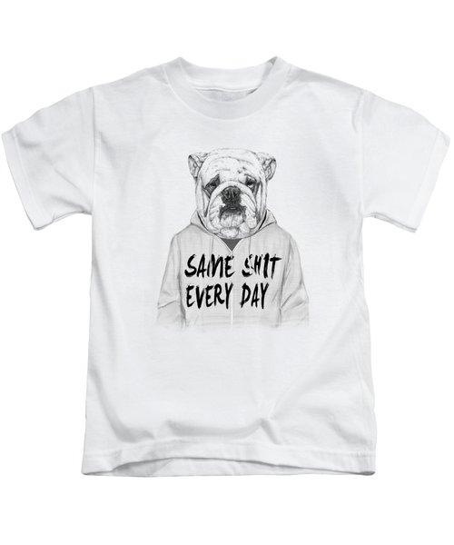 Same Shit... Kids T-Shirt