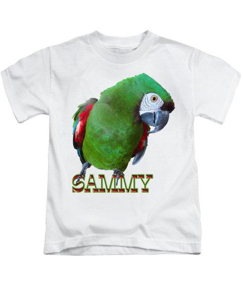 Sammy The Severe Kids T-Shirt
