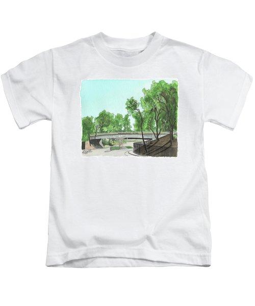 San Diego Recruit Depot Welcome Kids T-Shirt