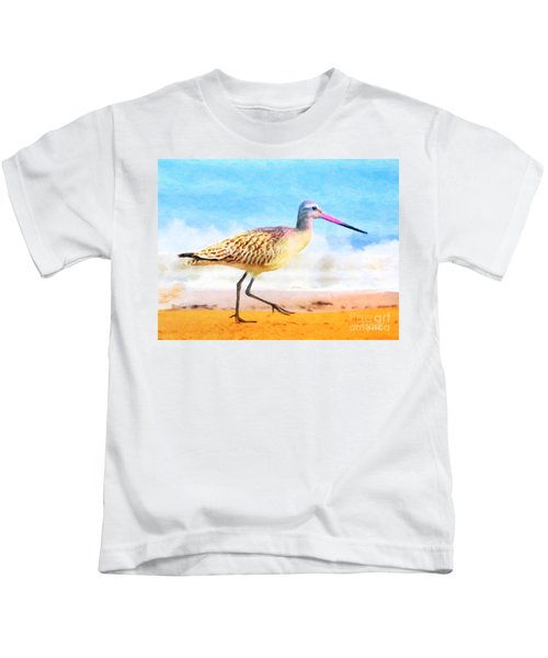 Sand Between My Toes ... Kids T-Shirt