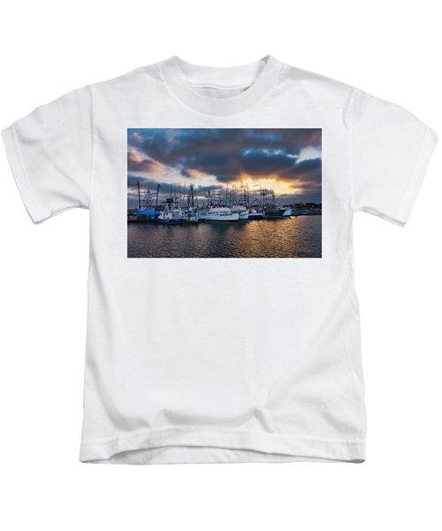 Sand Dollar Kids T-Shirt