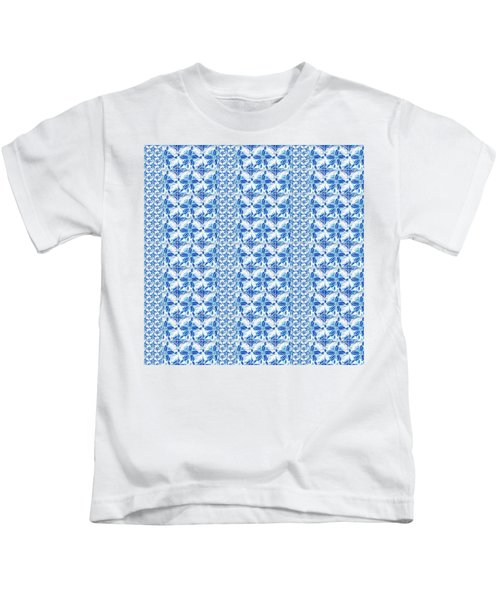 Sand Dollar Delight Pattern 2 Kids T-Shirt