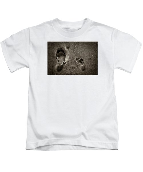 Sand Feet Kids T-Shirt