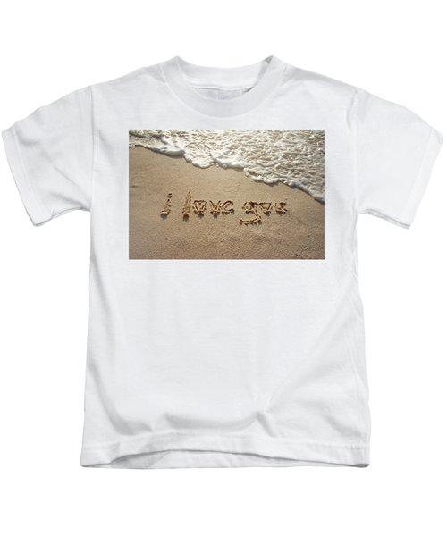 Sandskrit Kids T-Shirt