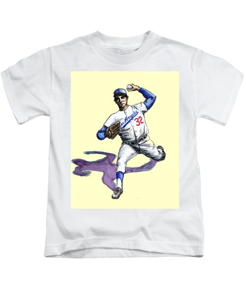 Sandy Koufax Kids T-Shirt