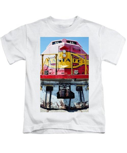 Sante Fe Railway Kids T-Shirt