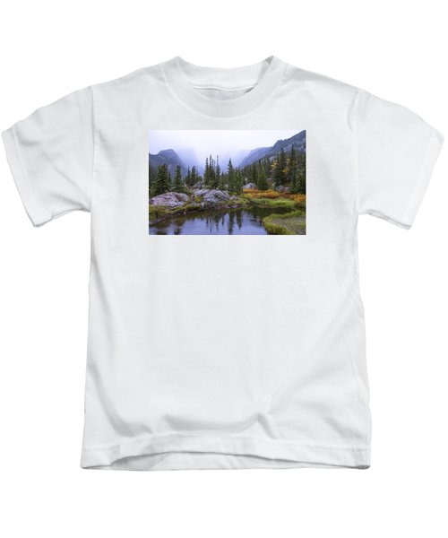 Saturated Forest Kids T-Shirt