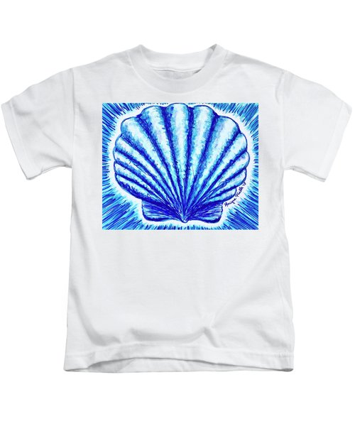 Scallop Kids T-Shirt