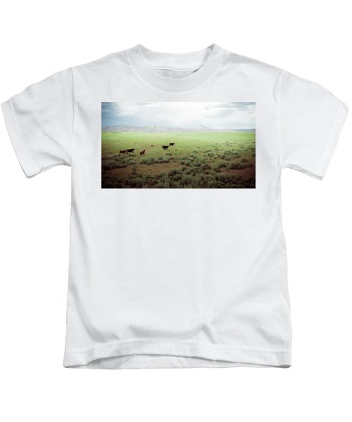 Scared Up Kids T-Shirt
