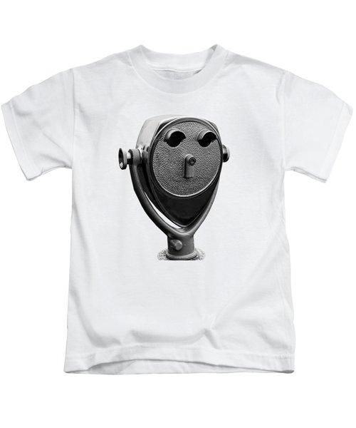 Scenic Coin-op Viewer Tee Kids T-Shirt