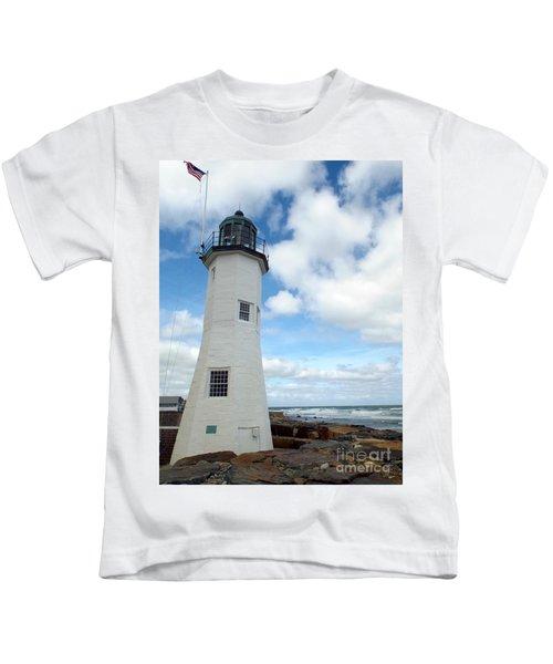 Scituate Light Kids T-Shirt