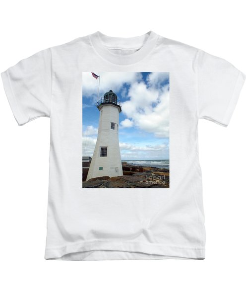 Scituate Light Kids T-Shirt
