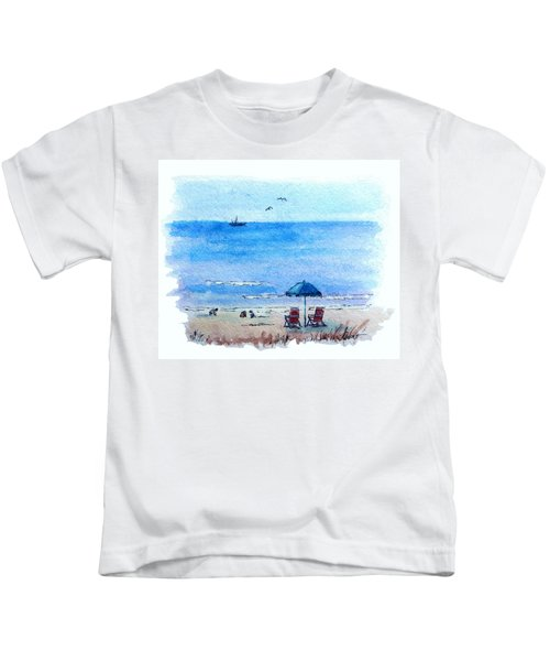 Seagulls Kids T-Shirt