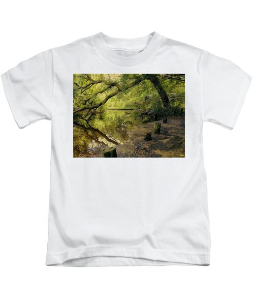 Secluded Sanctuary Kids T-Shirt