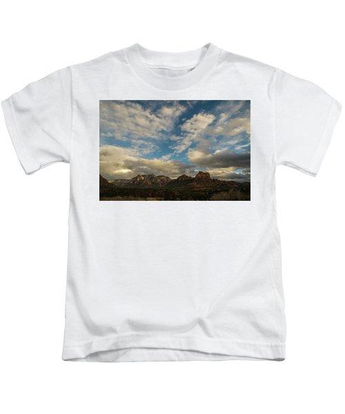 Sedona Arizona Redrock Country Landscape Fx1 Kids T-Shirt