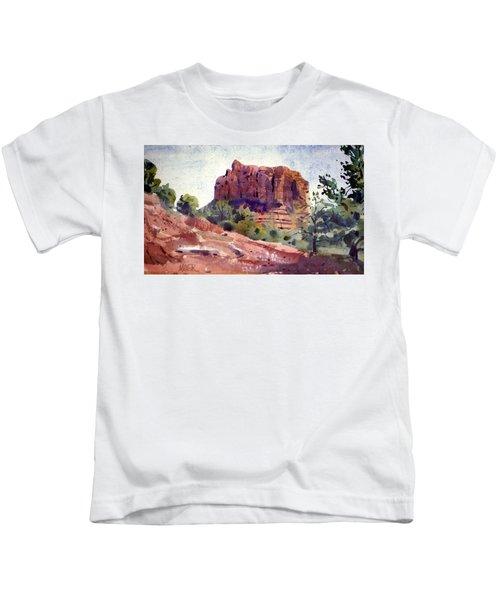 Sedona Butte Kids T-Shirt