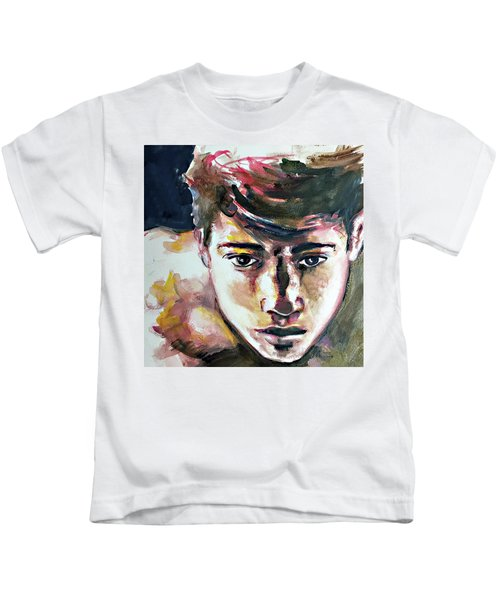 Self Portrait 2016 Kids T-Shirt