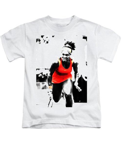 Serena Williams Go Get It Kids T-Shirt