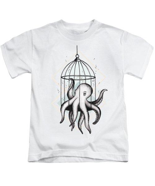 Set Me Free Kids T-Shirt