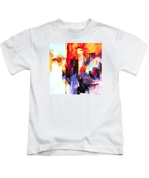 Seven Steps Kids T-Shirt