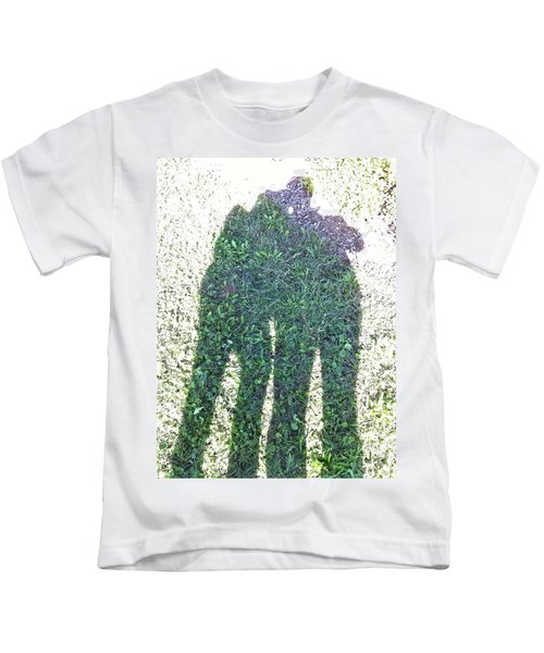 Shadow In The Meadow Kids T-Shirt